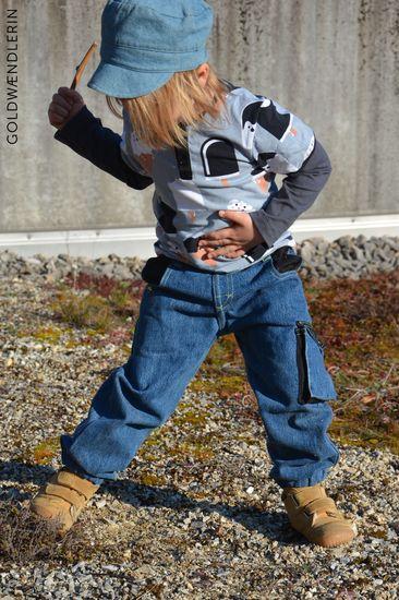 Produktfoto für Schnittmuster Titus Kids von Finnleys