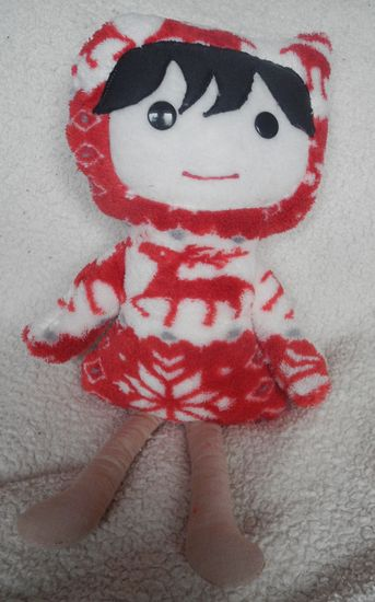 Foto zu Schnittmuster Lilja, die Puppe für Anfänger von RevoluzZza