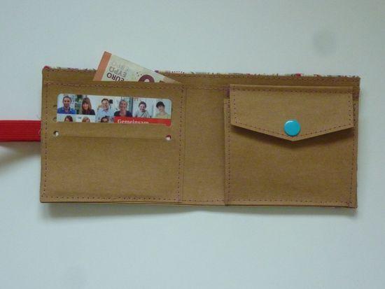 Foto zu Schnittmuster Geldbörse aus SnapPap von pattydoo