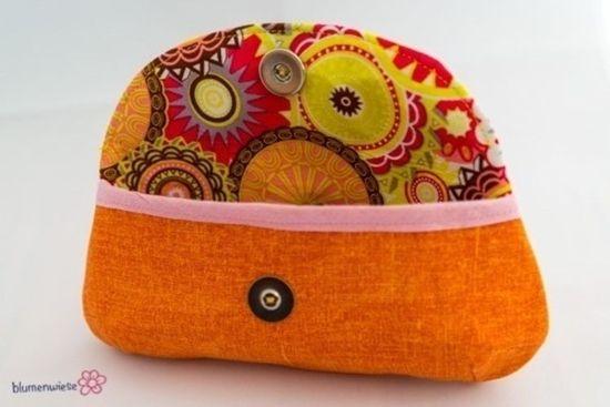 Produktfoto für Schnittmuster Tasche Alle Siebensachen von kleinerspatz