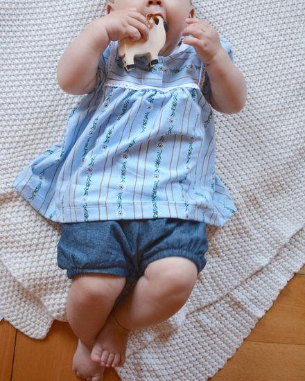 Foto zu Schnittmuster Kleine Maid von Goldkrönchen