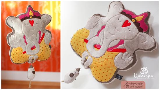 Ganesha spieluhr