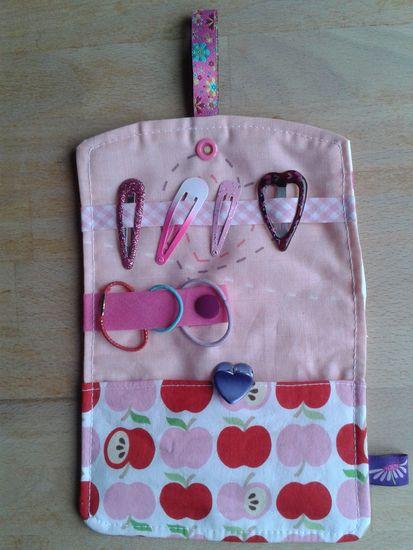 Kostenloses Schnittmuster Tüdelkramtäschchen von Schlei Kind als e-book für Mädchen, Damen in Kategorie Taschen