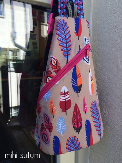 Schnittmuster Rucksack von Farbenmix