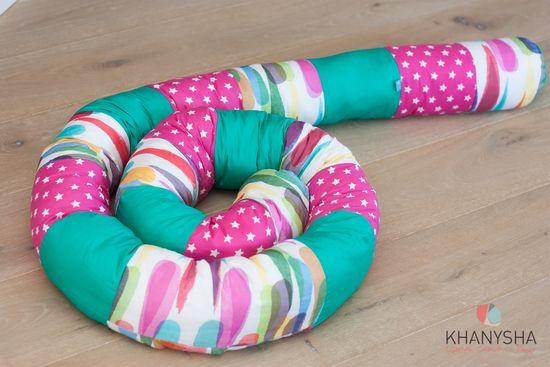 Foto zu Schnittmuster Bettschlange Bettie von Khanysha