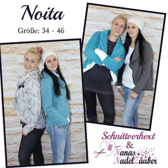 Produktfoto für Schnittmuster Noita von Schnittverhext