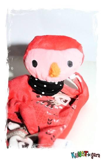 Produktfoto für Schnittmuster Frosty-Schnuffeltuch von Kunst&Garn