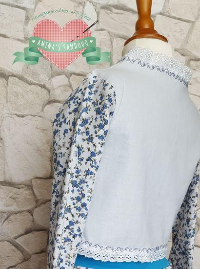 Produktfoto für Schnittmuster Bolero Lya von Pom & Pino