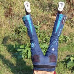 Jeans hinten