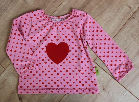 Produktfoto für Schnittmuster Shirt Sophia von Engelinchen