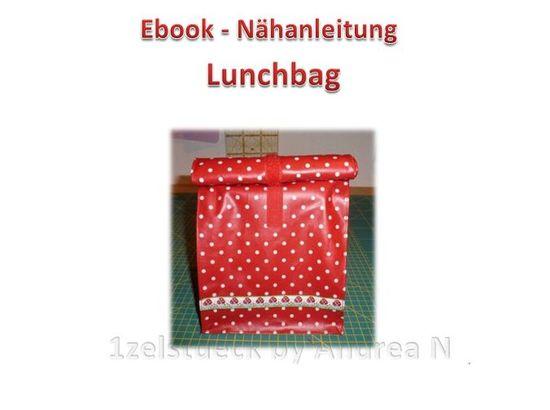Foto zu Schnittmuster Lunchbag von 1zelStück by Andrea N