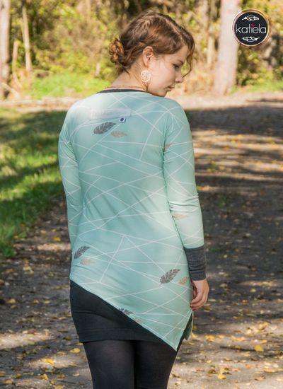 Produktfoto für Schnittmuster One Tip Shirt/Hoodie von MiToSa-Kreativ