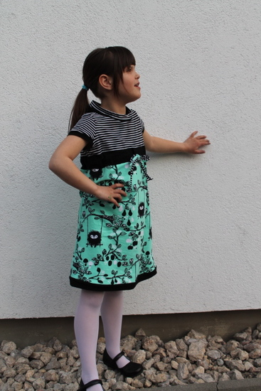 Foto zu Schnittmuster Little Sweat Dress von Lin-Kim