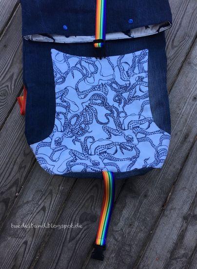 Foto für Schnittmuster Beach Bag von The Crafting Café