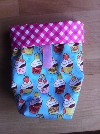 Produktfoto für Schnittmuster Lunchbag von Mädchenträume