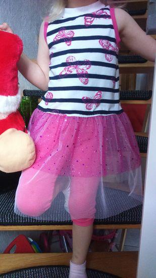 Foto zu Schnittmuster #01 Tiny Ballerina von Ottobre Design