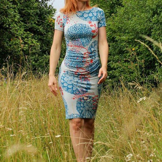 Schnittmuster Kleid Suzinka von susalabim