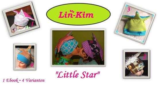 Foto zu Schnittmuster Little Star von Lin-Kim