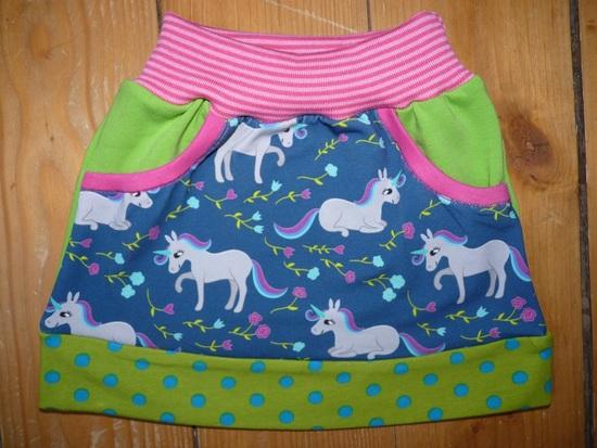 Produktfoto für Schnittmuster Little Sweat Skirt von Lin-Kim
