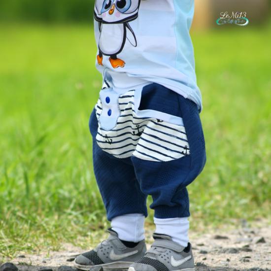Produktfoto für Schnittmuster Pumphose Hanna von Khanysha