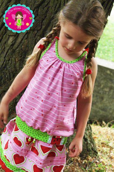 Produktfoto für Schnittmuster Ally von prinzessin farbenfroh