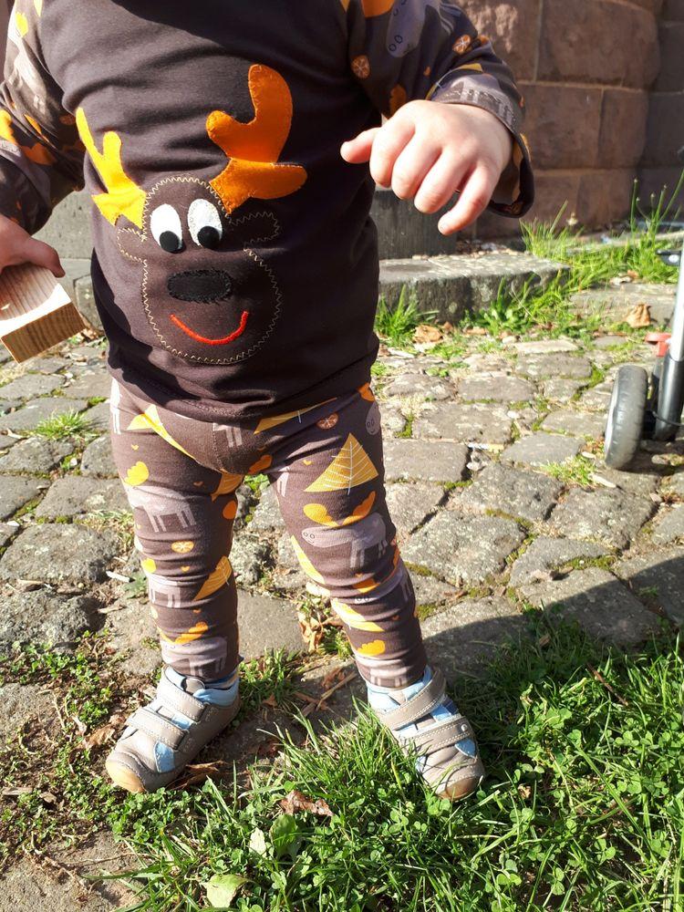 Foto zu Schnittmuster Leggings Luna von K-Nähleon