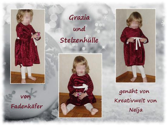 Produktfoto für Schnittmuster Grazia von Fadenkäfer