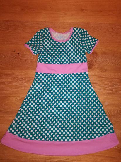 Schnittmuster Middle-Rain-Day-Dress von Paulina näht