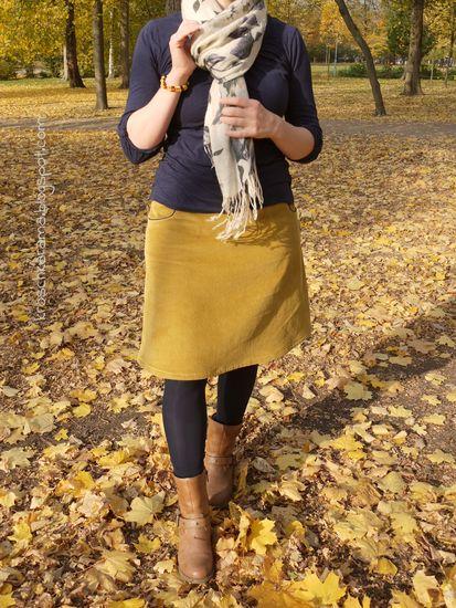 Produktfoto für Schnittmuster Lady Shay von mialuna