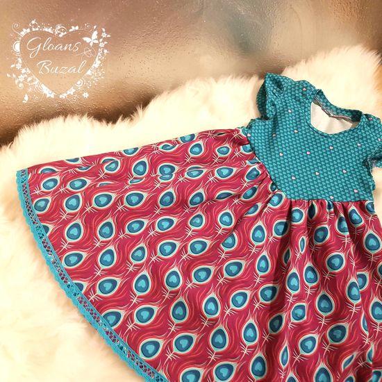 Foto für Schnittmuster Kleid #Petite Chloe -Jersey- von Laneli