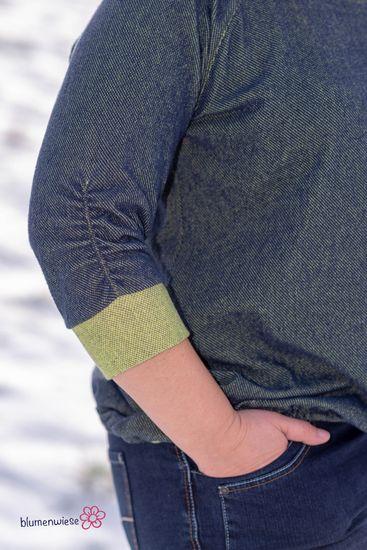Produktfoto für Schnittmuster BETTER-to-GATHER.pulli von Leni Pepunkt