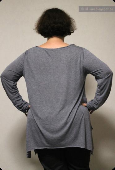 Produktfoto für Schnittmuster Big Lady Indira von mialuna