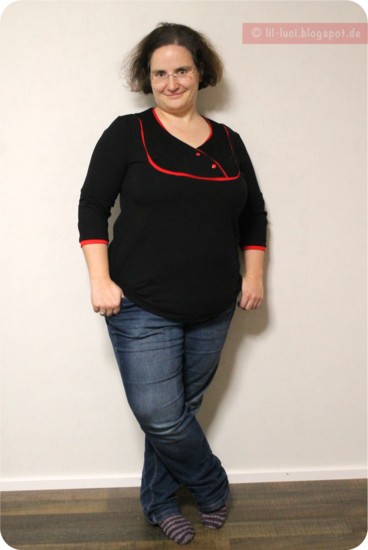 Produktfoto für Schnittmuster Lady Carolyn von mialuna