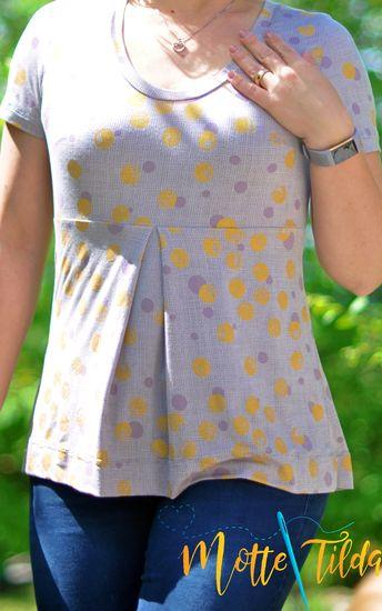 Produktfoto für Schnittmuster Mrs. Tini von Annas Country