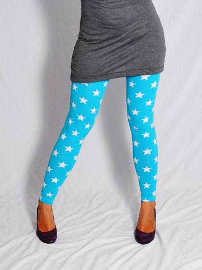 Foto t%c3%bcrkise leggings