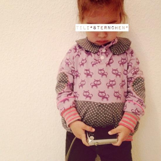 Produktfoto für Schnittmuster BasicPulli von Lotte & Ludwig
