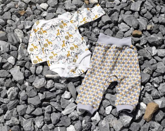 Produktfoto für Schnittmuster #6 Cozy Pants Baby von Kid5