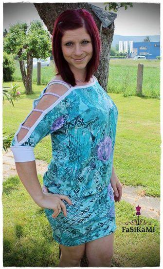 Produktfoto für Schnittmuster Shirt/Tunika SummerWaves von Mamili1910
