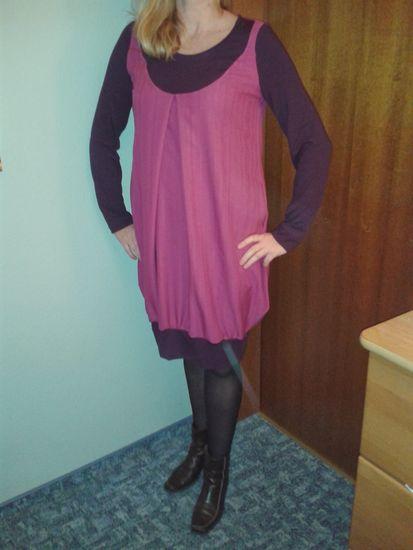 Foto zu Schnittmuster Frauen-Mutterkleid BALLOON.dress von Leni Pepunkt