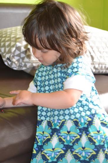Foto zu Schnittmuster Kleid Lisabeth von Fabelwald