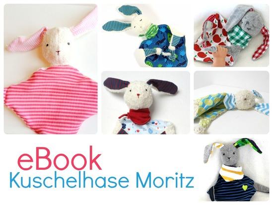 Foto zu Schnittmuster Kuschelhase Moritz von Keko-Kreativ