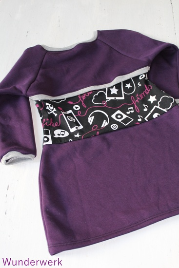 Produktfoto für Schnittmuster Kinder-Sweatkleid Svea von Smalino