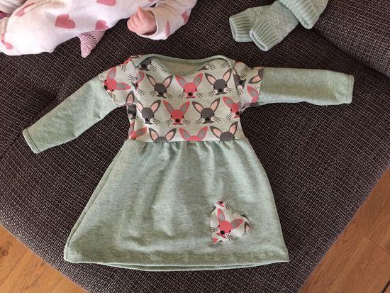 Produktfoto für Schnittmuster Kleid(L)i von Minoli