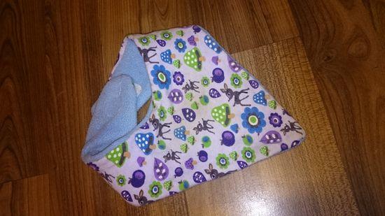 Produktfoto für Schnittmuster Baby-Wendehalstuch von Christiane Colsman