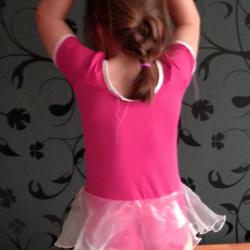 Foto zu Schnittmuster Ballettanzug von Erbsenprinzessin