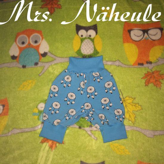 Produktfoto für Schnittmuster Sommerpumphose Nada von Zwergenlina