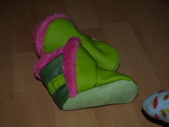 Foto zu Schnittmuster Stiefelchen von klimperklein