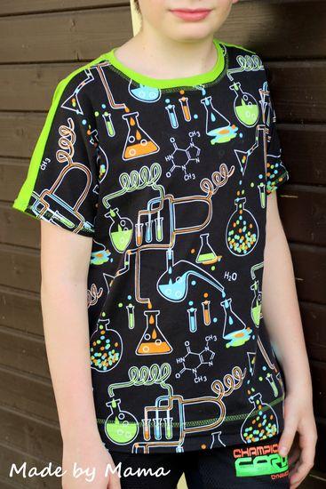 Produktfoto für Schnittmuster Eazzy.Shirt Boy von Sara & Julez