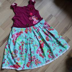 Kolibri kleid
