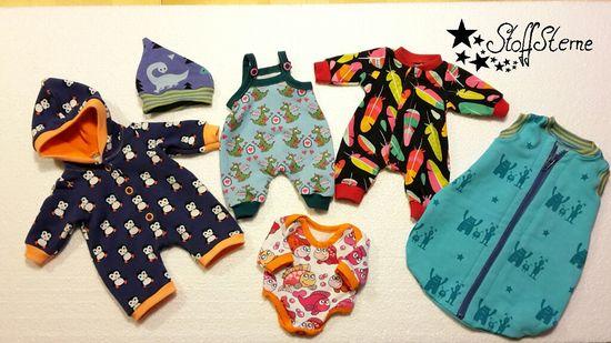 Produktfoto für Schnittmuster Puppenlöwenzahn von Firlefanz
